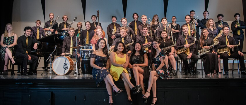 Mission Bay High's music program is holding fundraisers to support its Mambo Orchestra's summer trip to Cuba.