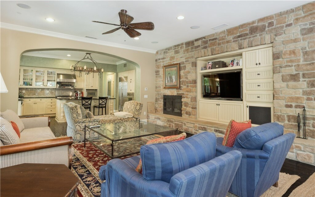 Corey Dillon's Calabasas home | Hot Property