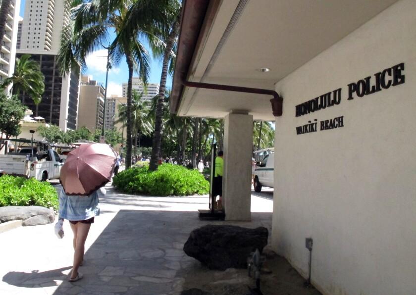 Honolulu Police Department