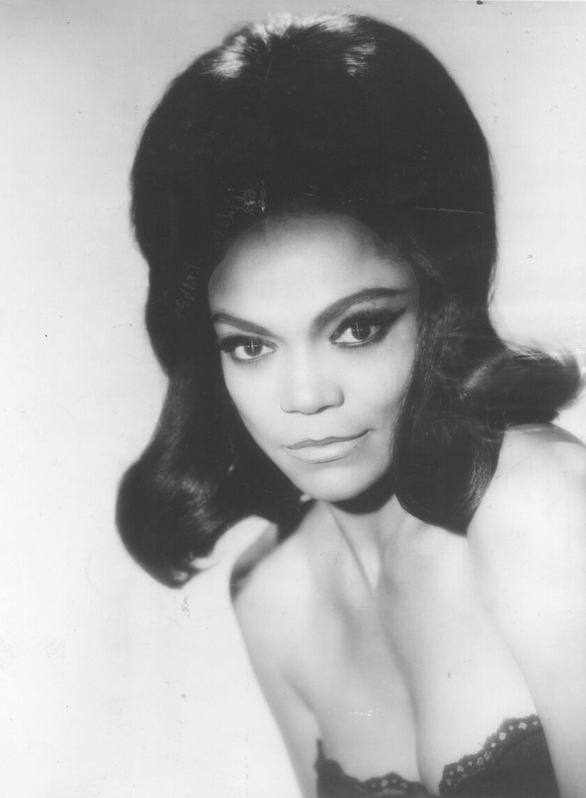 "Eartha Kitt, a singer and actress whose sultry rendition of ""Santa Baby"" became a Chistmastime staple, died of colon cancer Dec. 25, 2008, in New York."