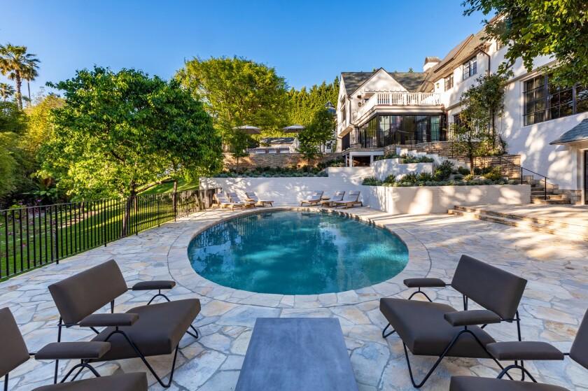 Adam Levine's Beverly Hills home | Hot Property