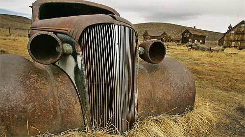 The remains of a once thriving gold mining community are the main attractions of Bodie State Historic Park. But the ghost town receives mainly seasonal visitors who do not generate enough revenue to keep the park open.