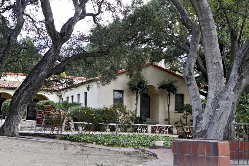 The Glendale City Council on Tuesday chose a proposal to develop the former Rockhaven Sanitarium site as a boutique commercial center and park.