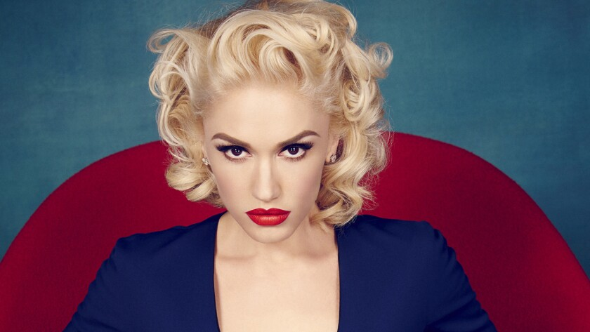 """""""Never thought this would happen,"""" Gwen Stefani sings on her new album, """"Don't know what I'm feeling."""""""