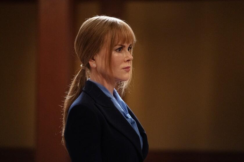 """Nicole Kidman in the season two finale of """"Big Little Lies."""""""