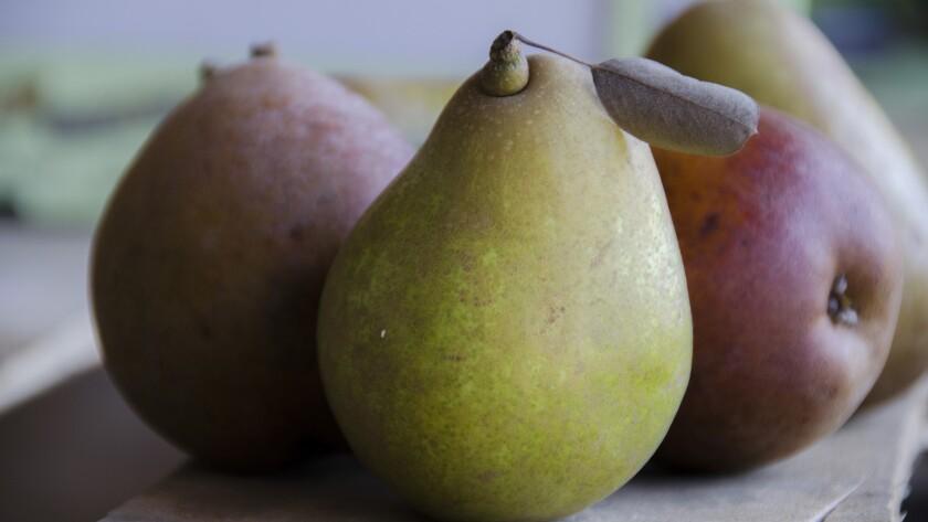 Frog Hollow Farm's pears