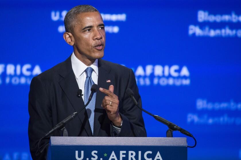 U.S.-Africa Business Forum