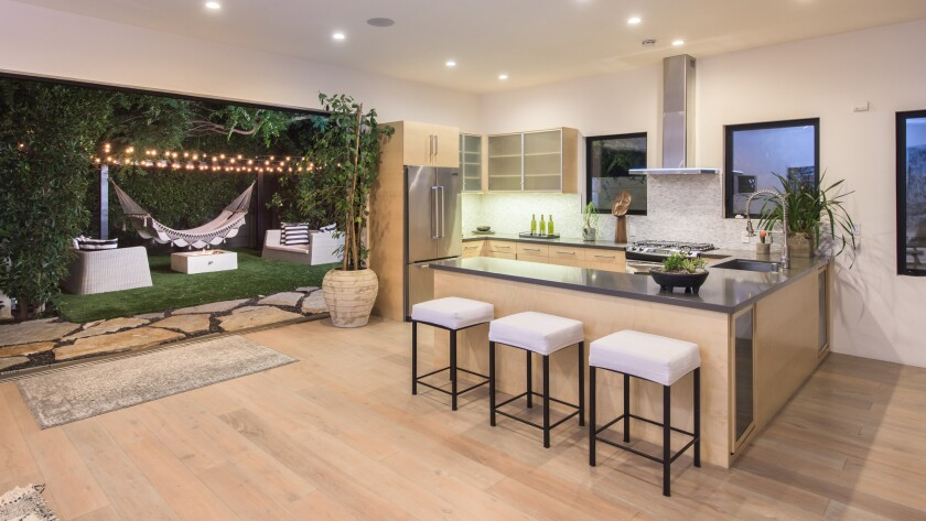 Aric Christopher's Venice home | Hot Property