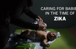 Caring for babies in the time of Zika