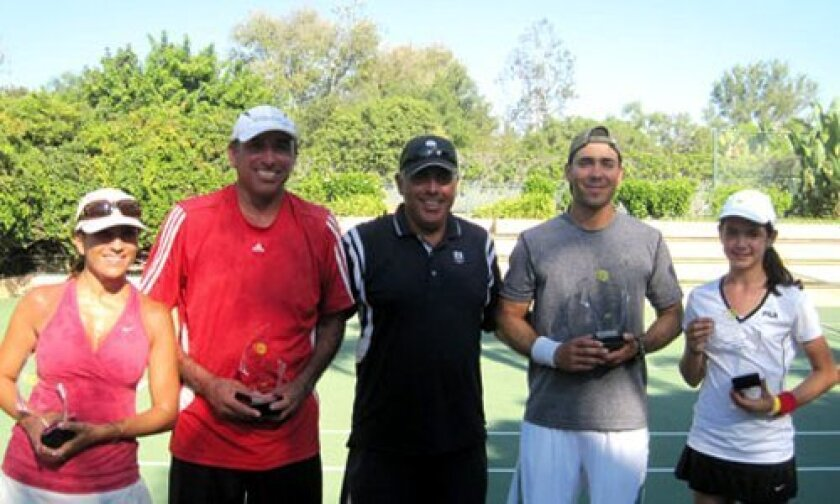 Mixed Doubles Winners: Franco Castejon (Pro) and Julia Hayer (Am) Finalists: Kerry Safdie (Pro) and Dino Clement (Am)