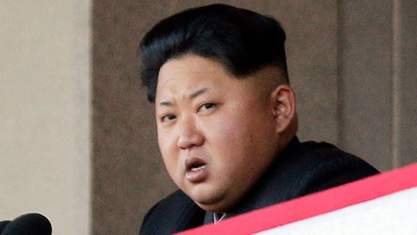 Kim Jong Un in 2015