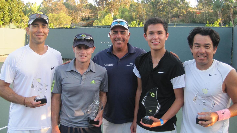 Men's Open: Finalists, Franco Castejon (Pro), Chris McCollum (Am); Eduardo Sanchez; Winners, Matia Vazquez (Am), Leo Bravo (Pro).