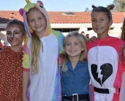 Solana Santa Fe Halloween Parade