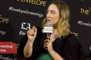 'Brooklyn': Ireland-born Saoirse Ronan on being Irish for the first time on-screen