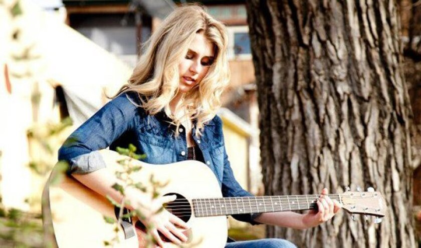 Taylor Nicole Tickner will perform at Saturday's Country at The Merc series.