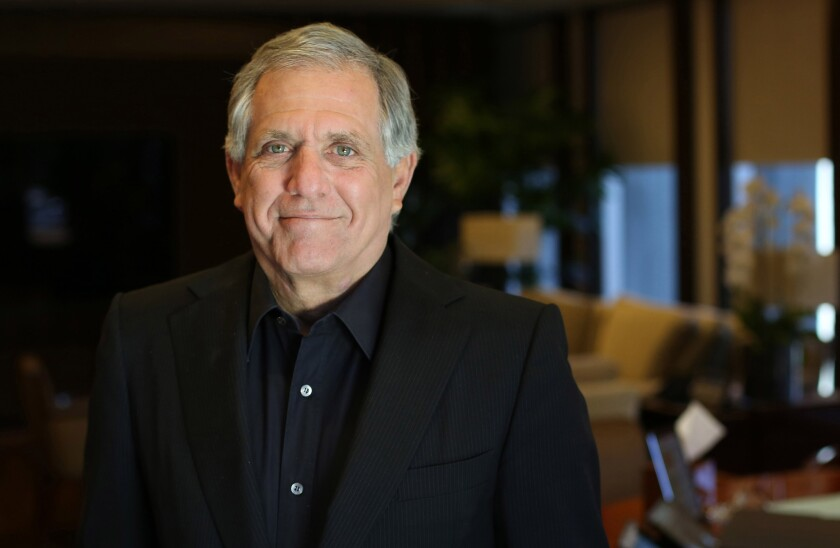 CBS' Chief Executive Leslie Moonves was ousted in 2018 over claims he harassed and assaulted multiple women.