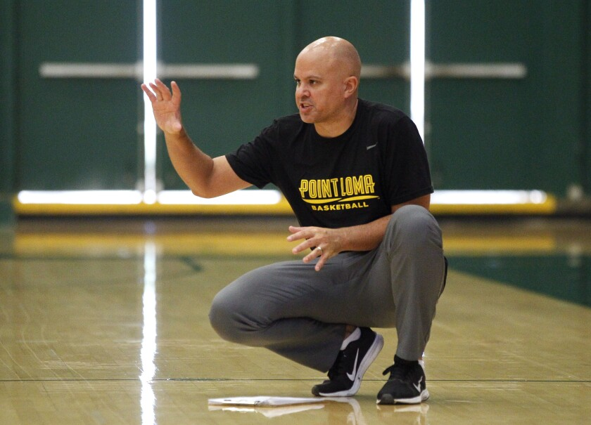 Point Loma Nazarene coach Ryan Looney has been hired at Div. I Idaho State.