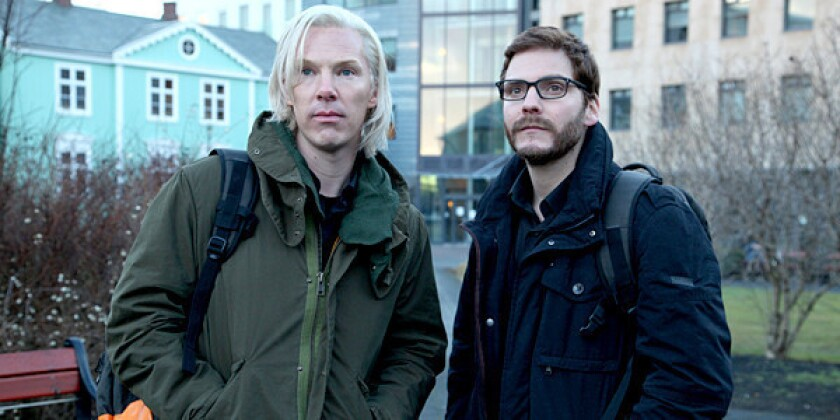 WikiLeaks movie 'The Fifth Estate' starts production
