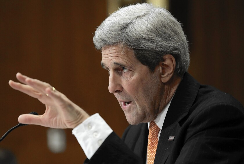 John Kerry on Central American migration crisis