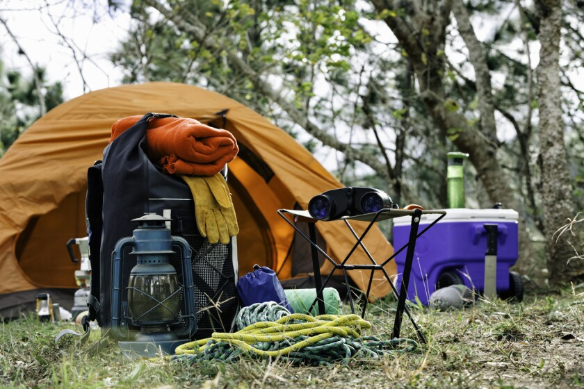 What should you pack on your next camping trip? PACIFIC has some basics that will keep the adventure running smoothly.