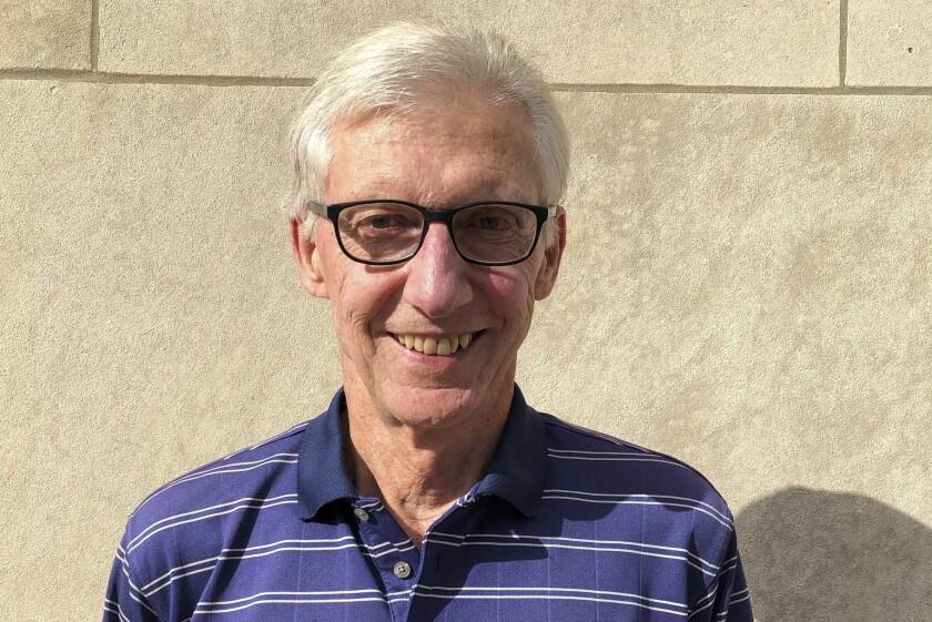 Carl Wubben, retired John Deere engineer, Dubuque, Iowa.