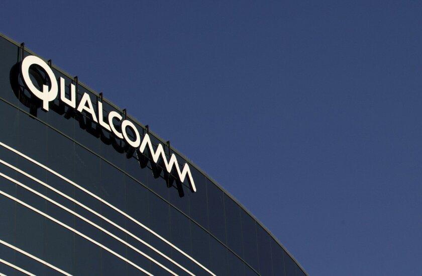 Qualcomm headquarters.