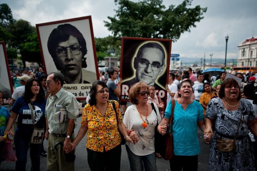 Gunmen torch vital records of rights group in El Salvador
