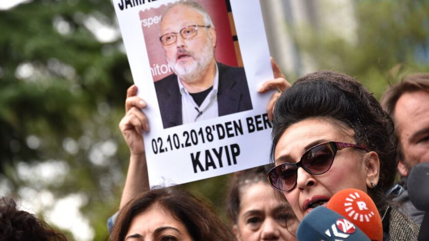 Istanbul prosecutor: Khashoggi strangled to death, body dismembered