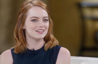 Emma Stone on discovering the joy of dance for 'La La Land'