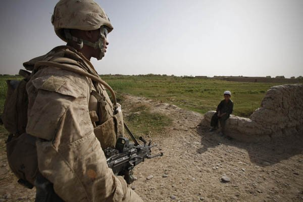 Mission Afghanistan: Making friends amid foes in Laki