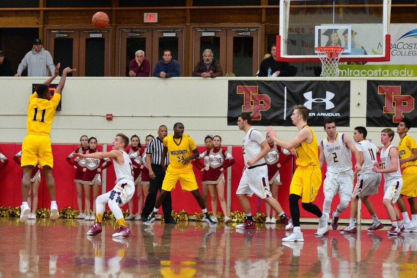 Torrey Pines extended its winning streak to five games with a 70-51 victory over El Camino on Jan. 13.