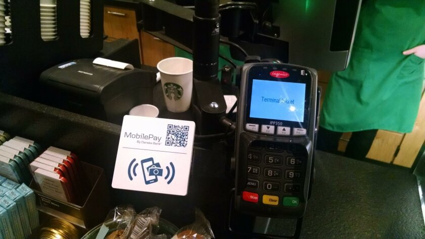 San Diego startup NetClearance is supplying technology to Danske Bank in Denmark to enable payments via smartphones