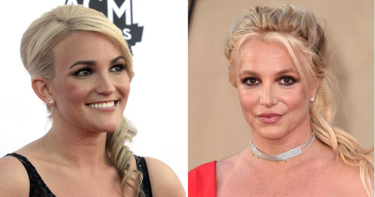 Britney Spears Sister Makes Move To Control Pop Star S Assets Los Angeles Times