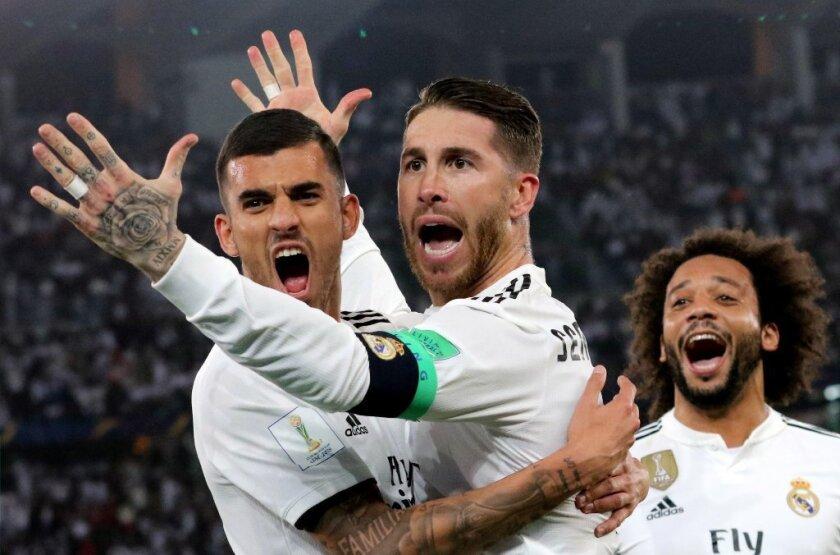 Real Madrid es el rey mundial una vez más