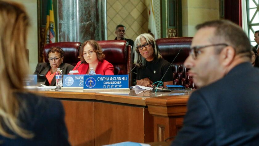 Obama Task Force Urges Improved Police >> L A Police Panel Pushes Fairness And Courtesy As Powerful