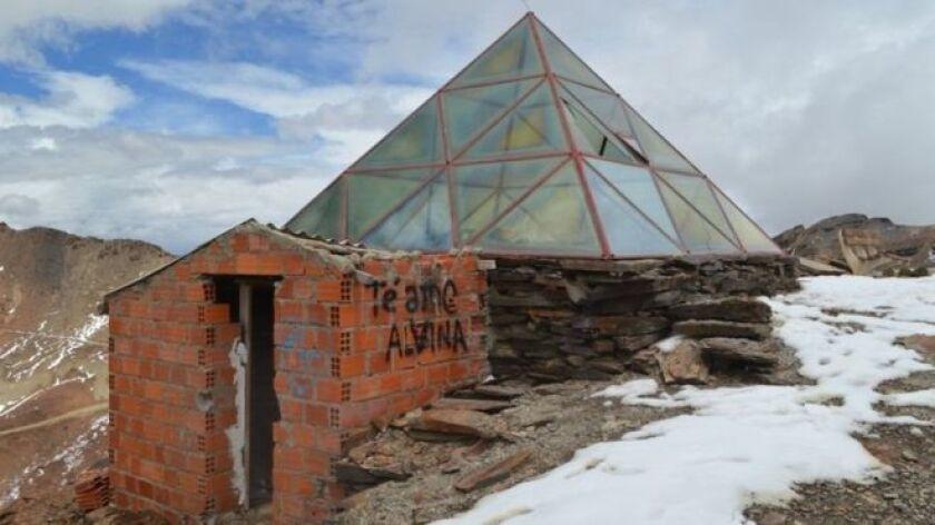 La Paz, sede de los poderes de Bolivia, está soportando su peor sequía en un cuarto de siglo.