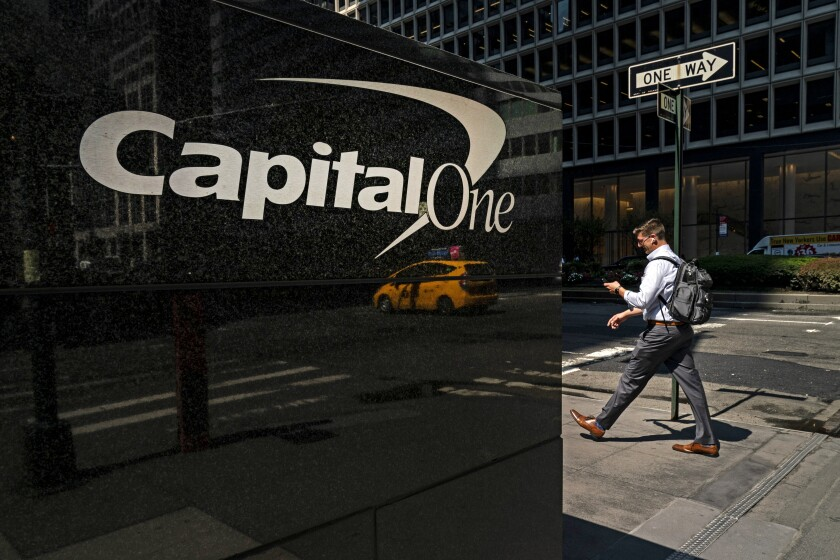 Capital One breach exposed even applicants who were rejected