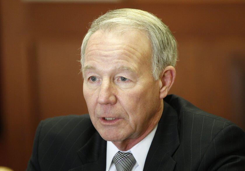 California Department of Corrections and Rehabilitation Secretary Jeffrey Beard.