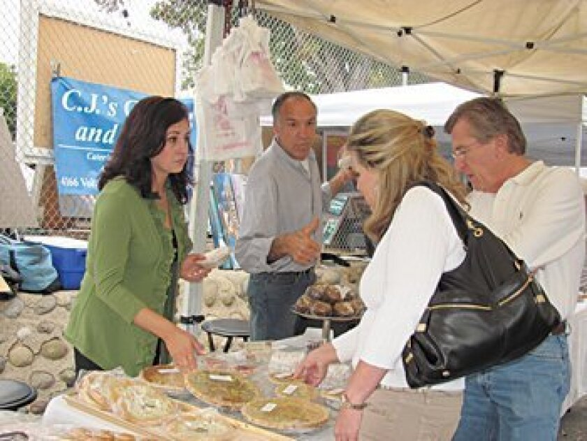 Heat and serve dishes from C & J's Catering & Bakery are a popular item. Photos Susan DeMaggio