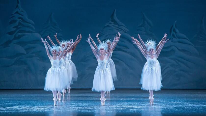 "Los Angeles Ballet's ""The Nutcracker"""