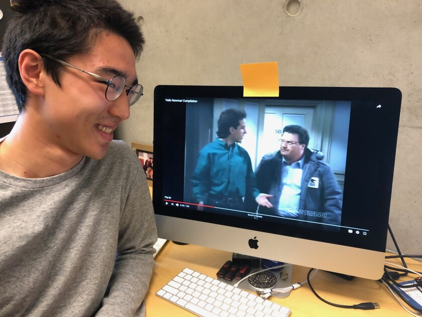 Takashi Yabuta, a data science student at UC San Diego, is trying to teach computer programs to recognize sarcasm.