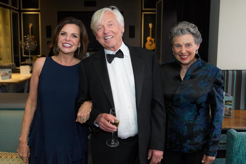 Jessica and Eberhard Röhm and Wendy Brody