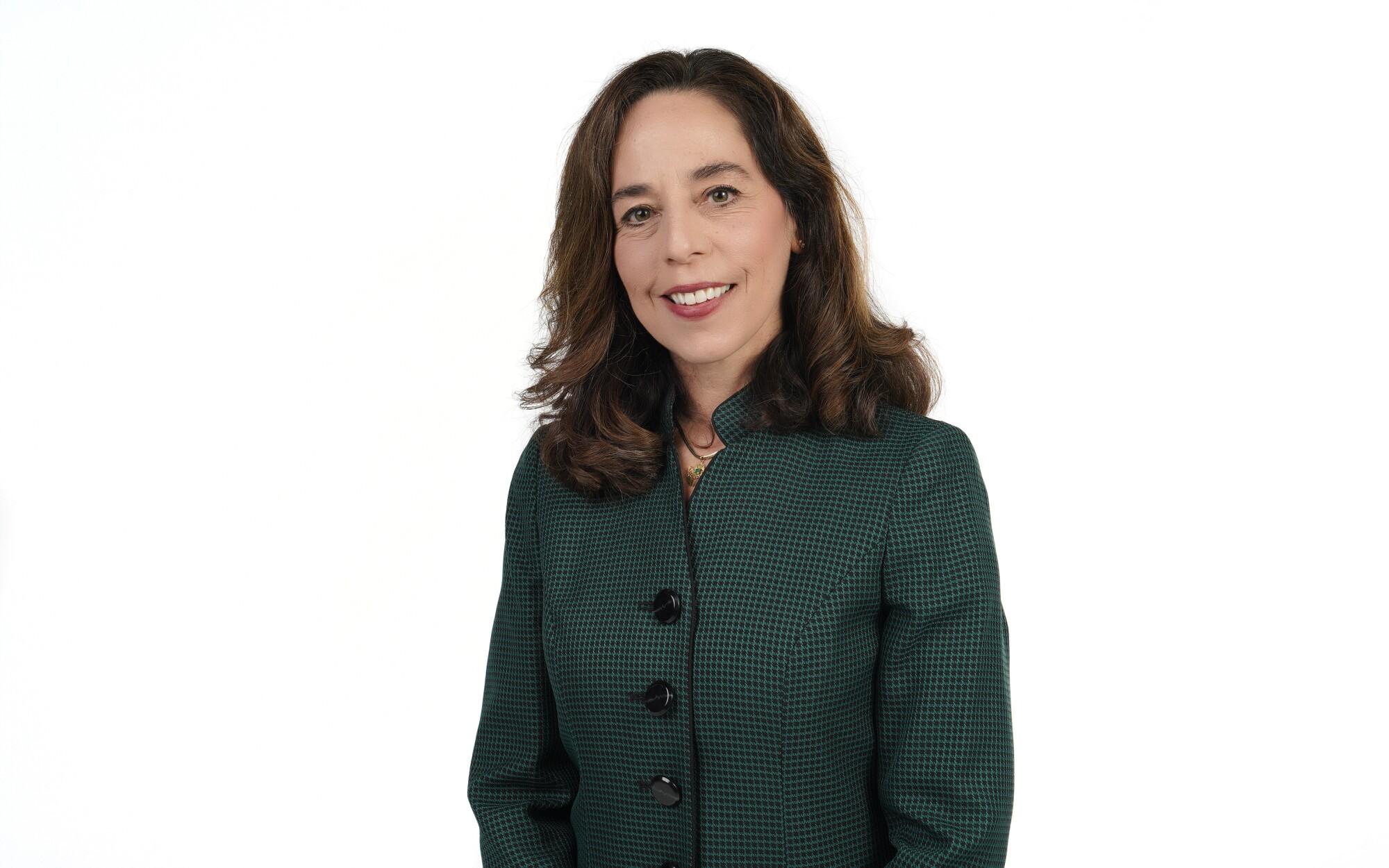 San Diego City Attorney Mara Elliott.