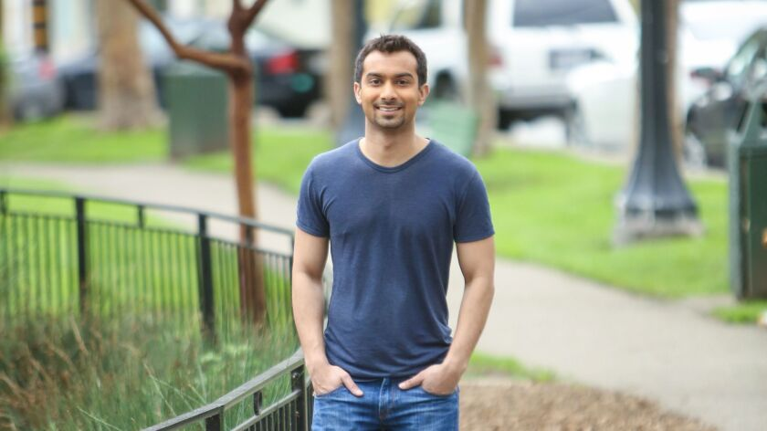 In four years, Apoorva Mehta has grown Instacart to more than 300 full-time employees and tens of thousands of part-time grocery shoppers.