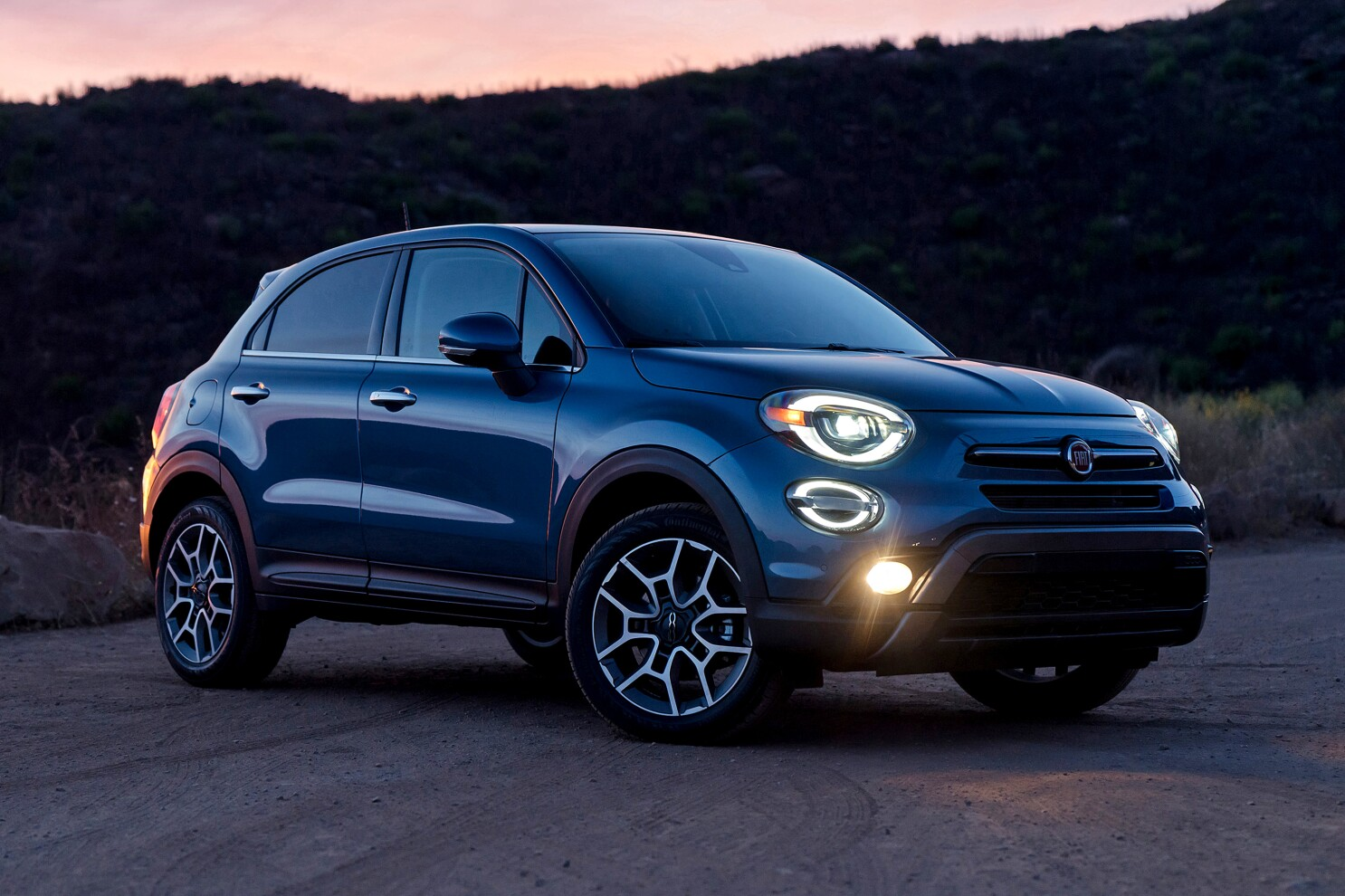 Review: The Fiat 500X is a sporty ride in a small package