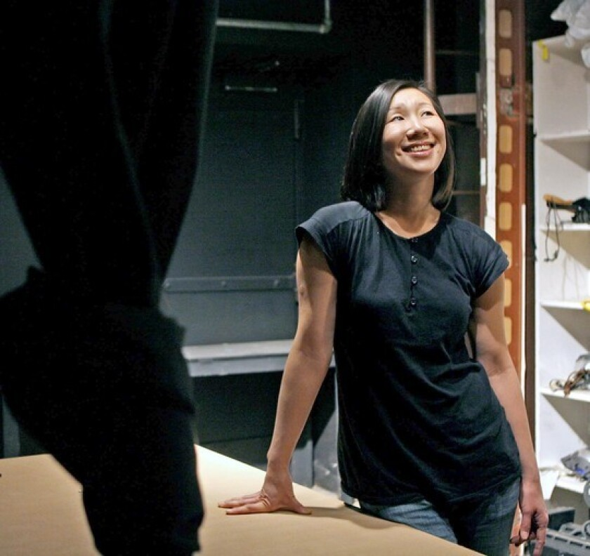 Playwright Julia Cho
