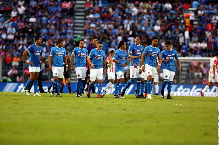 Nuevo torneo... y otra crisis del Cruz Azul.