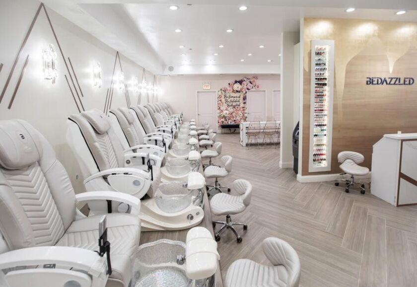 Whale Spa Salon Furniture