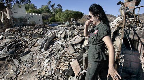 Rebuilding a Malibu landmark -- Castle Kashan