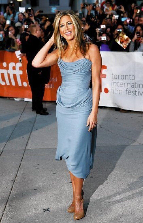 Jennifer Aniston's beauty tips